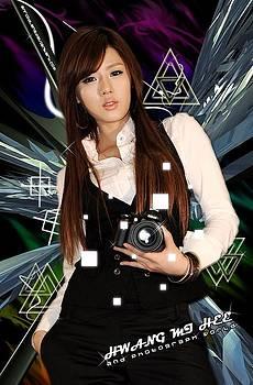 Hwang Mi Hee by Samuel Adi