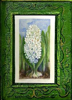 Hyacinth by Elle Smith Fagan