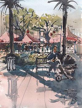 Hyde Parke Sunday Market  2 Tampa by Gaston McKenzie