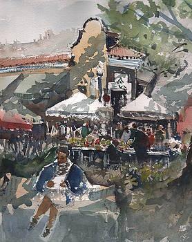 Hyde Parke Sunday Market  3 Tampa by Gaston McKenzie
