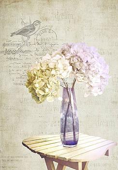 Hydrangea by Lee Fortier