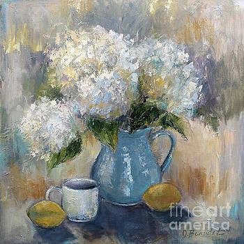 Hydrangea Morning by Jennifer Beaudet