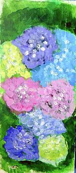 Hydrangeas #2 by Loretta Nash