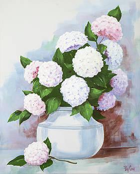 Hydrangeas by Ray Cole