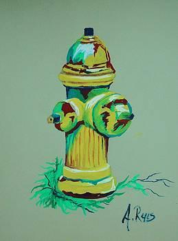Hydrant by Angel Reyes