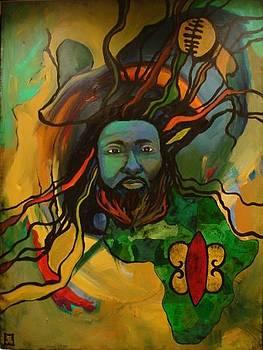 Hye Anhye Obuama    by Farin MEMA Greer