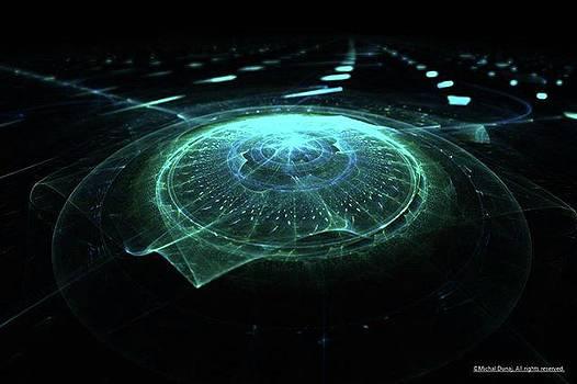 Hyperdrive Symphony #digitalart by Michal Dunaj