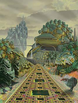 Hyperion Maglev by Bill Jonas