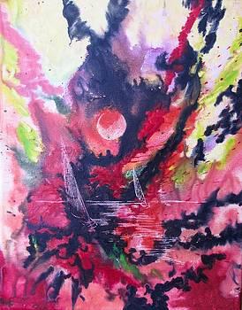 Hypnotic Haze by Melanie Stanton