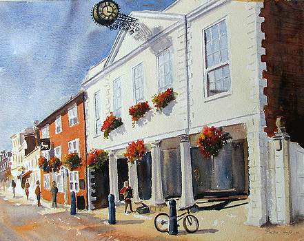 Hythe Town Hall by Beatrice Cloake