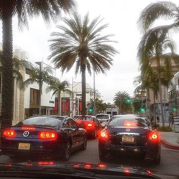 I 💝 La, Just Not The Traffic. #grrr by Elysha Perry