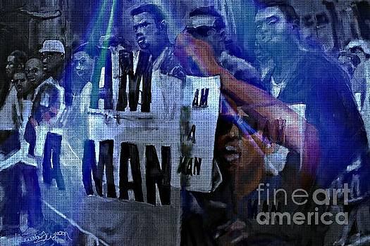 I Am A Man by Vannetta Ferguson