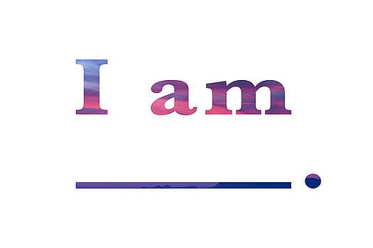 I am. by David Simchock