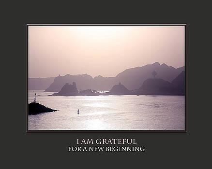 Donna Corless - I Am Grateful For A New Beginning