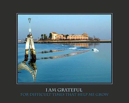 Donna Corless - I Am Grateful For Difficult Times