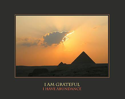 Donna Corless - I Am Grateful I Have Abundance