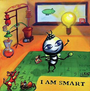 I am smart by Lorette Kos
