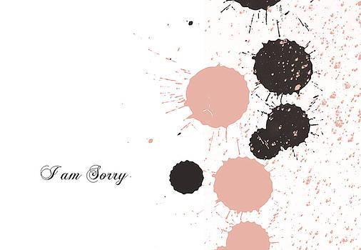 I am sorry by Trilby Cole
