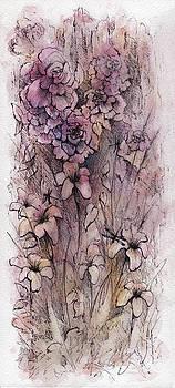 I am the rose by Rachel Christine Nowicki