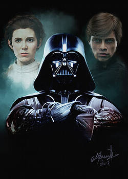 I am your father by Michael Greenaway