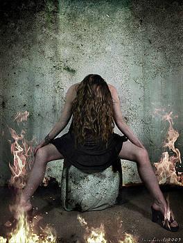 I Burn by Ash Sivils