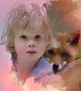 I came upon a fox by Richard Okun