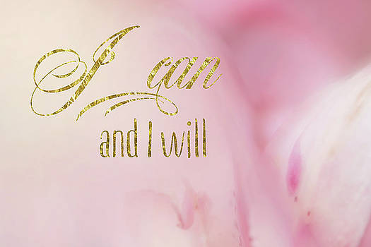 I Can And I Will by Ramona Murdock