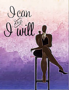 I Can and I Will by Romaine Head