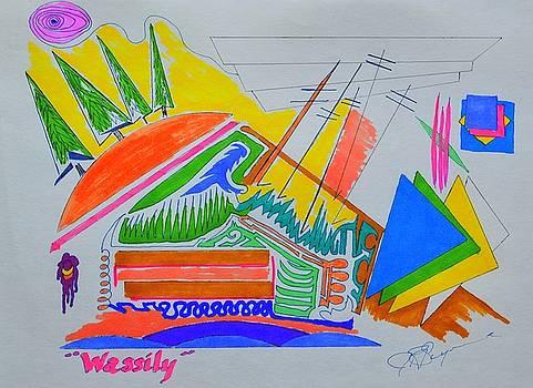 I Dig Vassily by J R Seymour