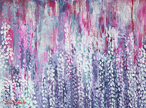 I Dream in Wisteria by Louise Gale