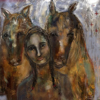 I dream of horses by Lisa Page