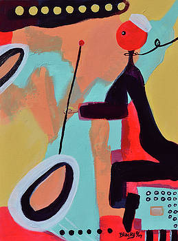 Donna Blackhall - I Feel Like A Circus