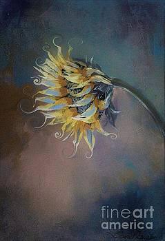 I Feel Like A Sunflower Painting by Lisa Kaiser