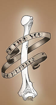 I Find You So Humerus by Sarah Dolezal
