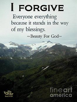 I Forgive by Beauty For God