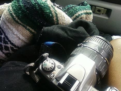 I Had My Camera by Sabirah Lewis