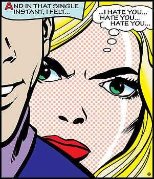 ...I Hate You... by Gary Grayson