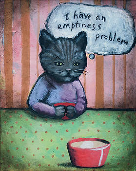 I Have an Emptiness Problem by Pauline Lim