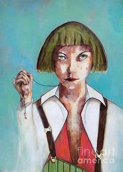 I Hold The Key by Pamela Vosseller