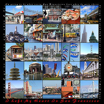 I Left My Heart In San Francisco 20150103 with text by San Francisco