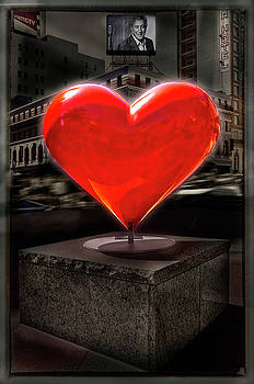 I left my Heart in San Francisco by Gary Warnimont