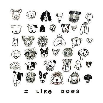 I Like Dogs by Barbara Esposito