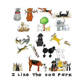 I Like the Dog Park by Barbara Esposito