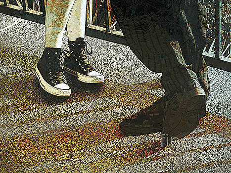 I like your Shoes by Robert Ball