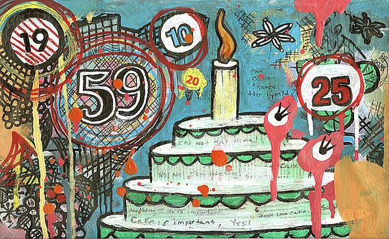 Pegeen  Shean  - I Love Cake