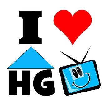 Kathy Kelly - I love HGTV T-shirt