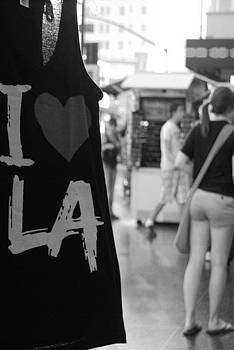 I Love LA by Sin Lanchester