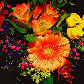 I Love My Spring Flowers. #springtime by Carly Barone