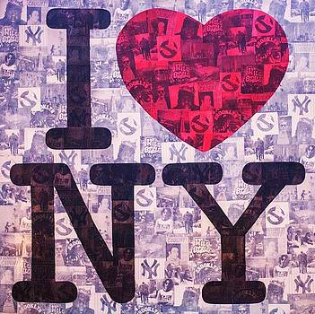 I Love New York by Brent Andrew Doty