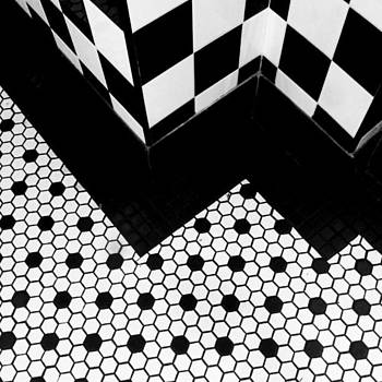 I Love Pattern! #blackandwhite by Jennie Davies